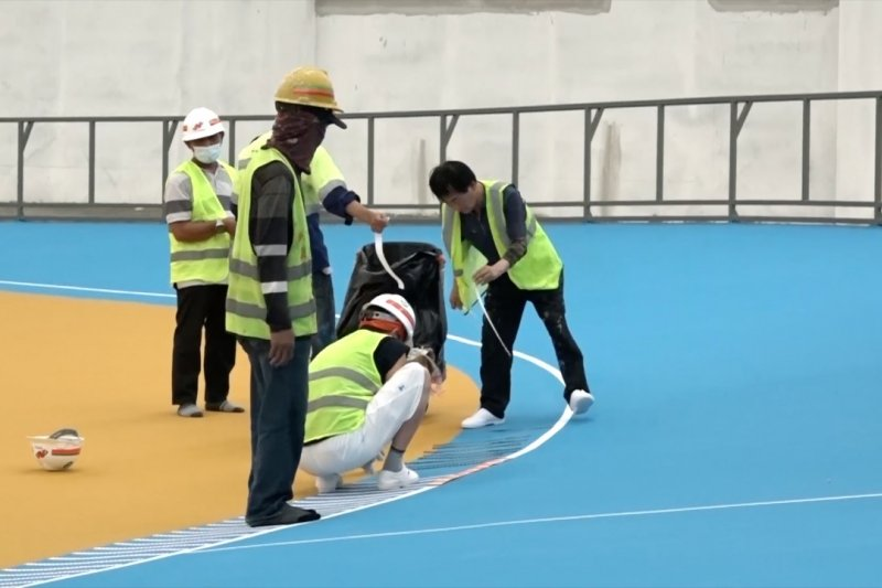 Pembangunan venue PON Papua capai 95 persen