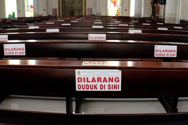 Menag batasi kegiatan agama di rumah ibadah