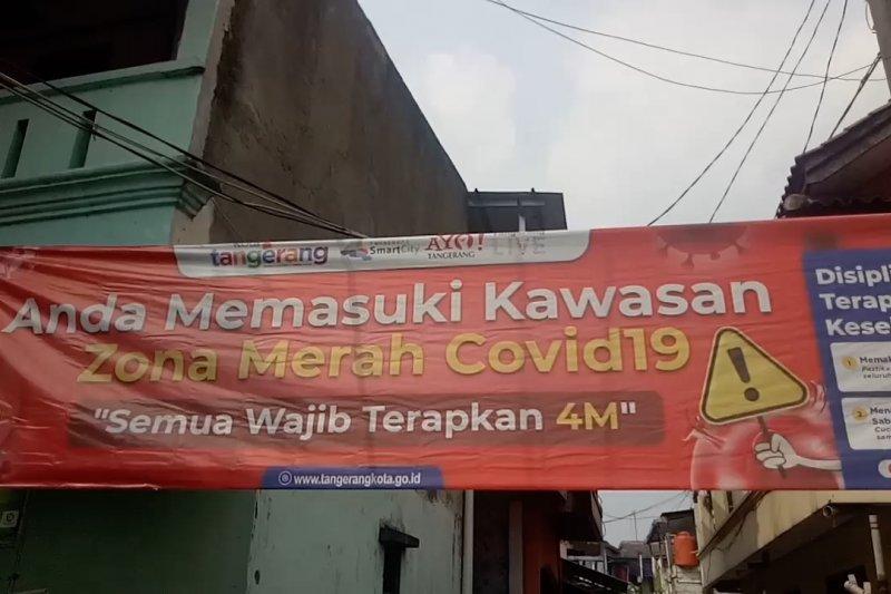 Klaster kampung Karawaci, Kota Tangerang giatkan rapid antigen