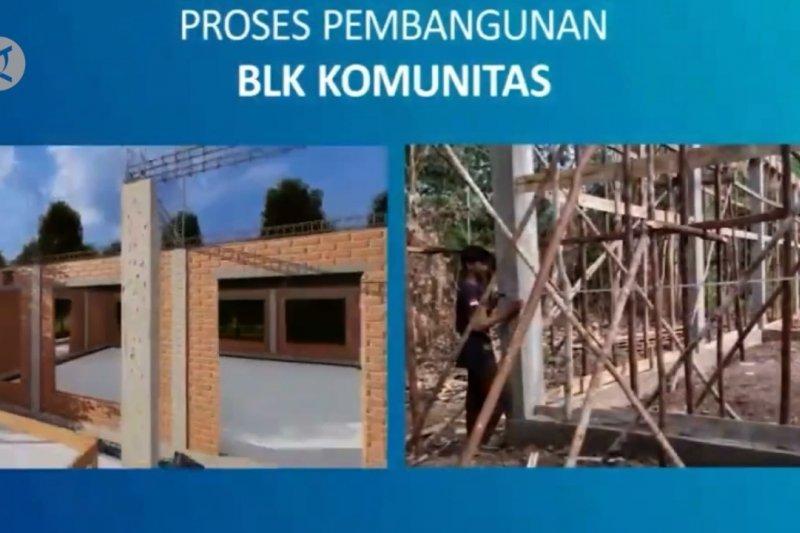 Wapres: BLK Komunitas harus sesuai kebutuhan pasar dan industri