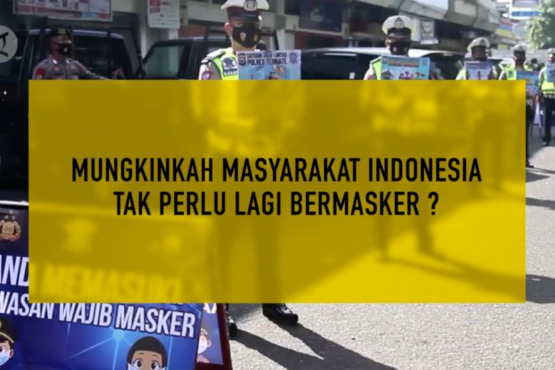 30 Menit Ekstra - Menimbang kemungkinan Indonesia bisa bebas masker - bagian 2