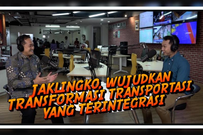 Friday Talk - Jaklingko, wujudkan transformasi transportasi yang terintegrasi (bagian 2 dari 3)