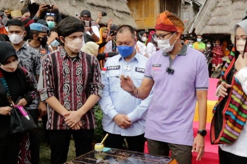 Menparekraf wujudkan Kabupaten Bima sebagai kawasan wisata baru