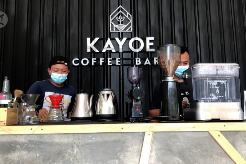 BUMDes kedai kopi Kayupuring, hasilkan omzet puluhan juta
