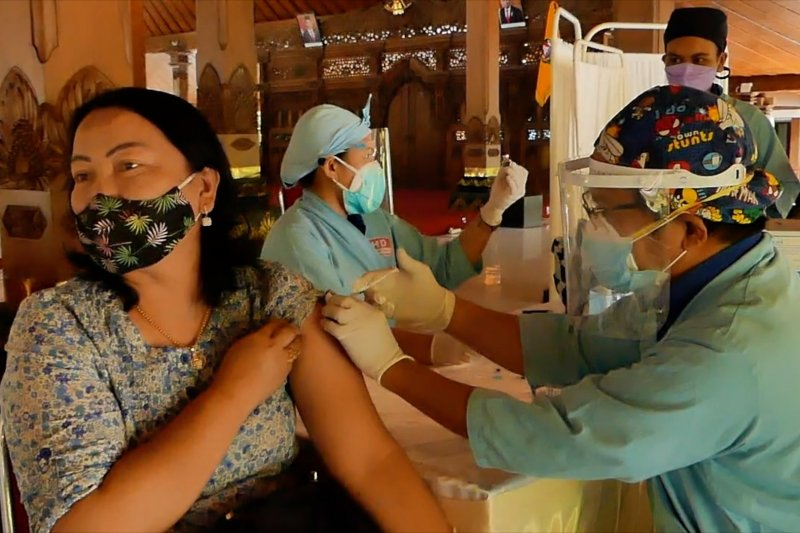 Temanggung percepat vaksinasi insan tembakau