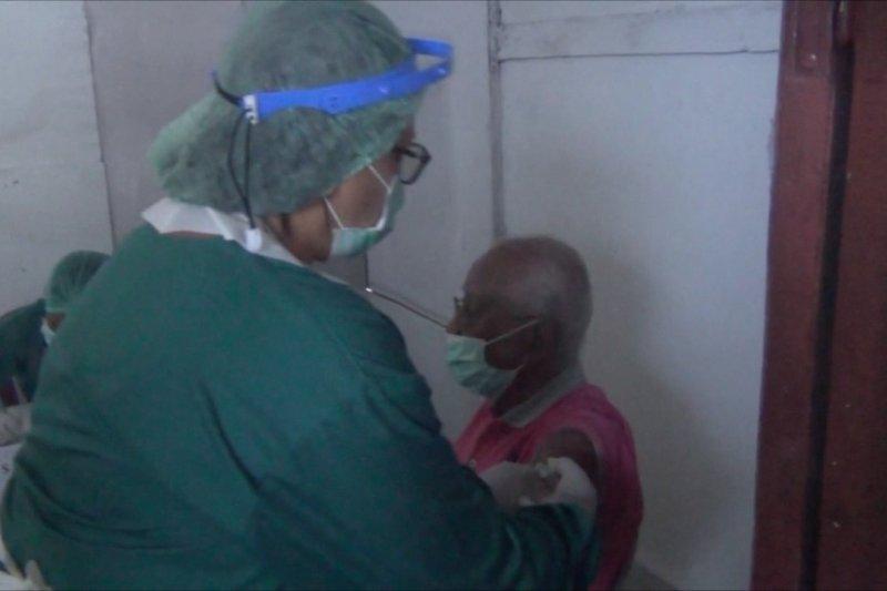 Maluku terus kejar capaian vaksinasi COVID-19 untuk lansia