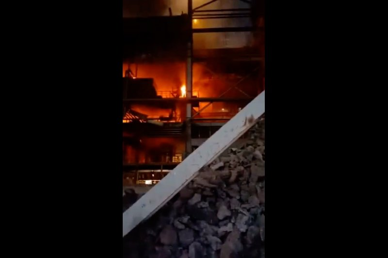 Korban kebakaran smelter IWIP Halmahera kini 20 orang