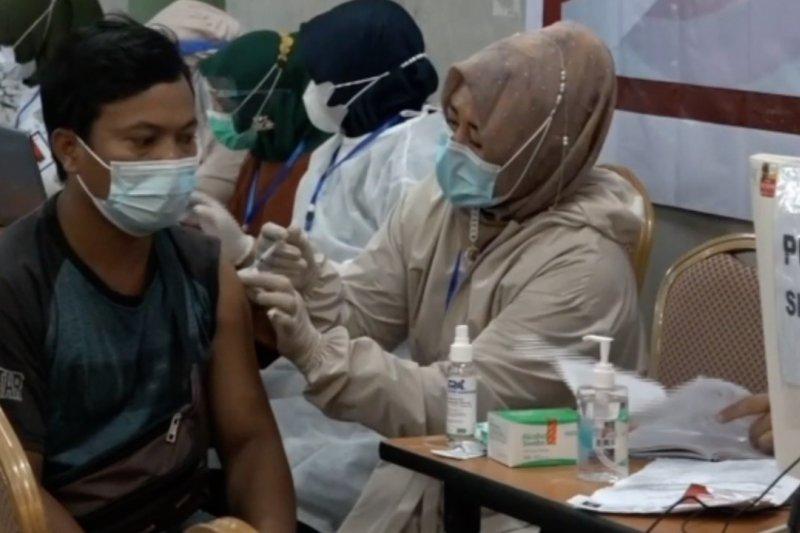Vaksinasi Gotong Royong tahap II sasar 500 ribu pegawai swasta
