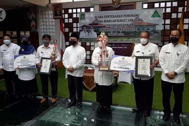 Dua Sekolah di Kota Tangerang wakili Banten ke LSS tingkat nasional