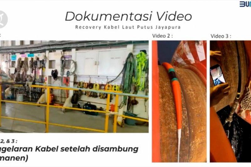 Kominfo targetkan pemulihan jaringan Papua rampung Juni