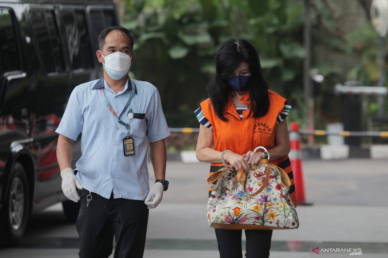 KPK memanggil Wakil Direktur PT Adonara Propertindo kasus tanah Munjul