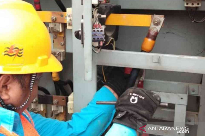 PLN jamin keandalan listrik untuk pabrik oksigen di Jawa hingga Bali