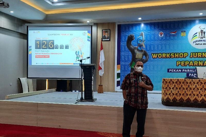 PB Peparnas Papua harap jurnalis berpartisipasi melalui publikasi baik