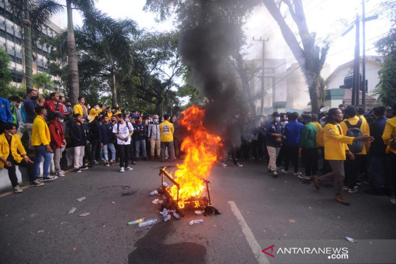 Gerakan mahasiswa jangan kontradiktif dengan penanggulangan pandemi