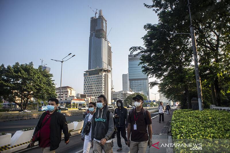 Kantor non esensial Jakarta boleh beroperasi asal karyawan divaksin