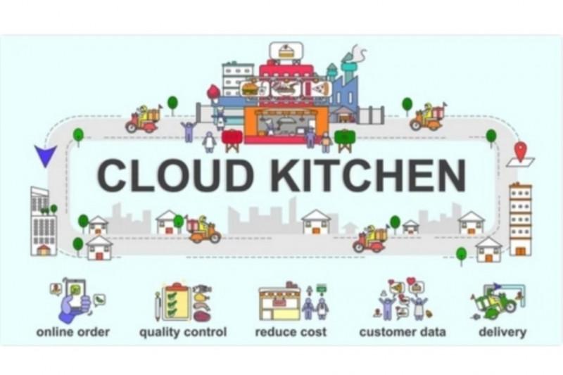 """Industri layanan makanan makin terdesak beralih ke """"cloud kitchen"""""""
