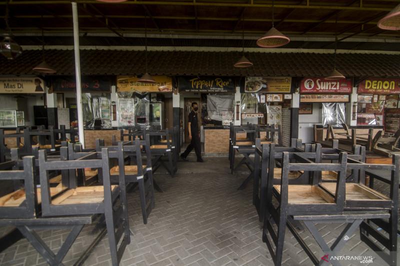 antarafoto aturan untuk restoran selama ppkm darurat 020721 na 1