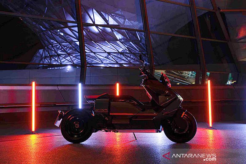 BMW Motorrad akan luncurkan motor listrik pada 7 Juli