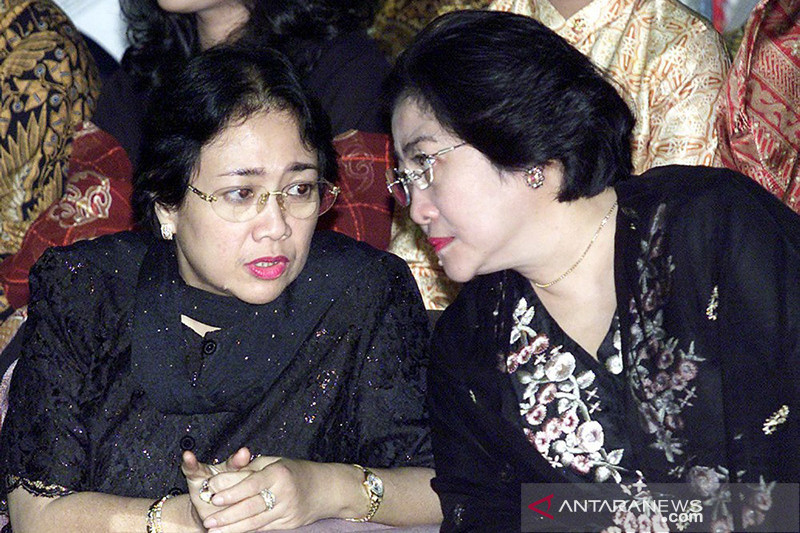 Megawati berduka cita atas wafatnya Rachmawati