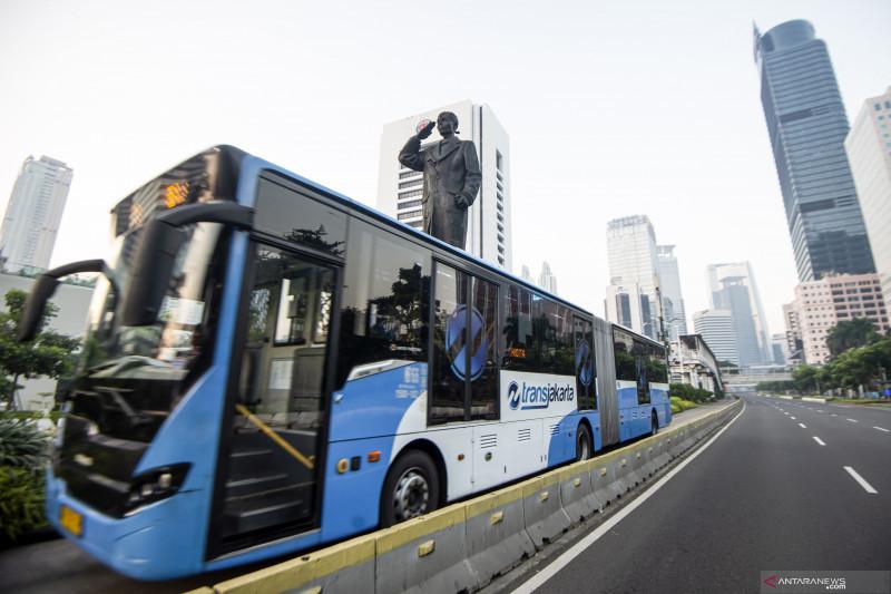 TransJakarta lanjutkan integrasi dengan seluruh moda transportasi