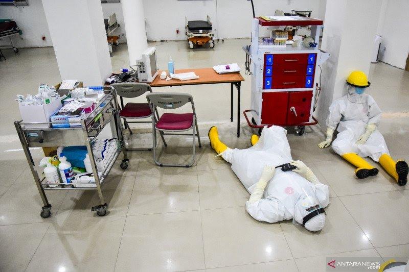 Psikolog UI: Mental nakes perlu diperhatikan dalam tangani pandemi