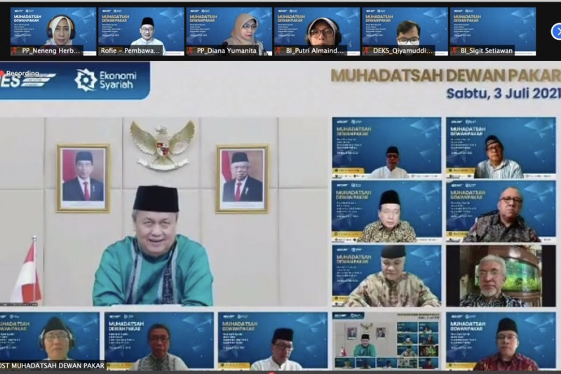 MES: Bank syariah mampu biayai potensi industri halal Rp714 triliun