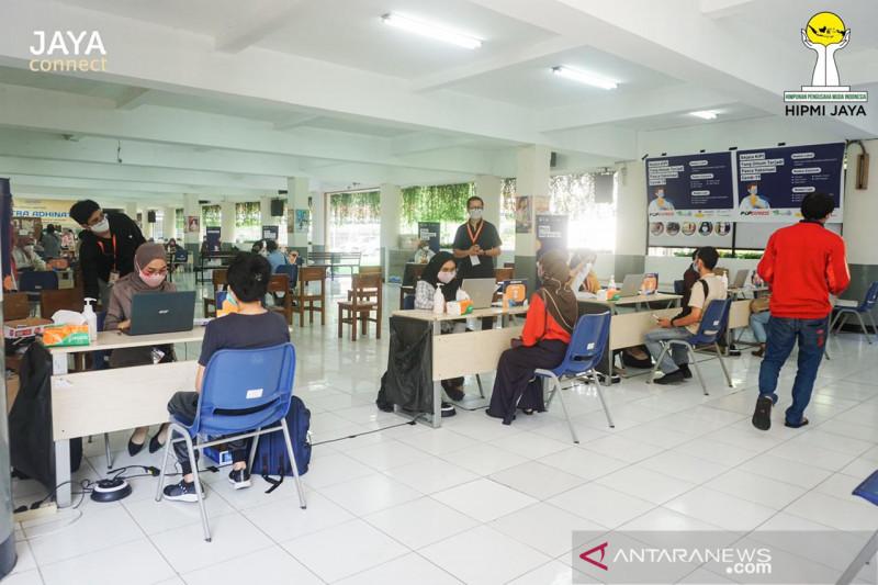 HIPMI Jaya hadirkan sentra vaksin di Labschool
