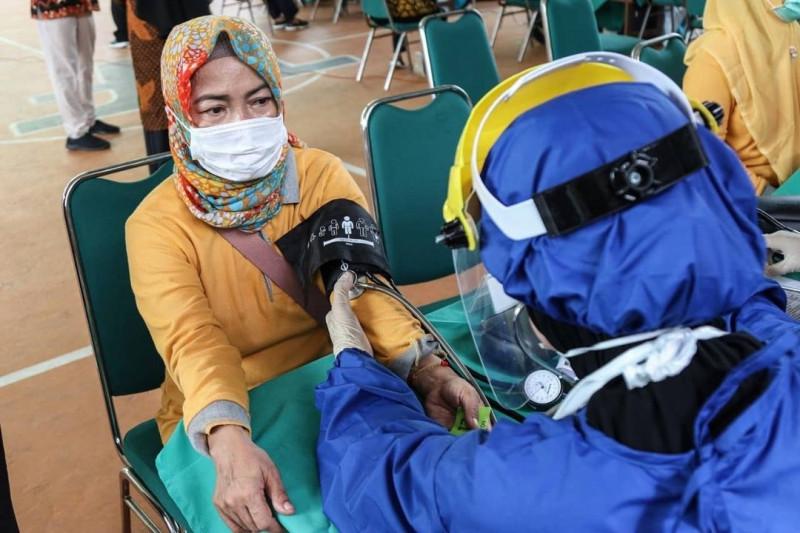 Dinkes Kediri libatkan institusi kesehatan jadi relawan