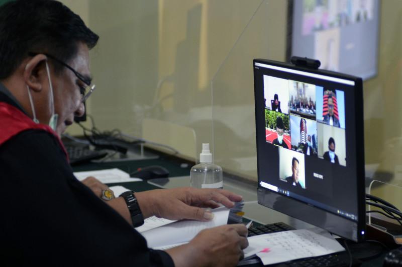 KPK eksekusi mantan Bupati Lampung Tengah ke lapas Sukamiskin