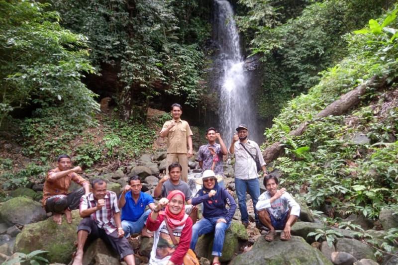 Pemanfaatan air terjun kawasan hutan di Mukomuko untuk objek wisata