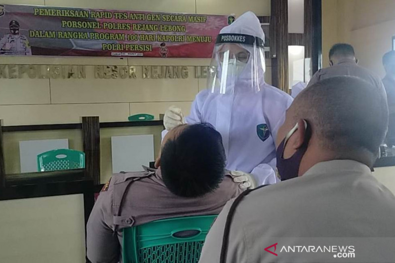 Sebanyak 50 pasien COVID-19 dinyatakan sembuh di Rejang Lebong
