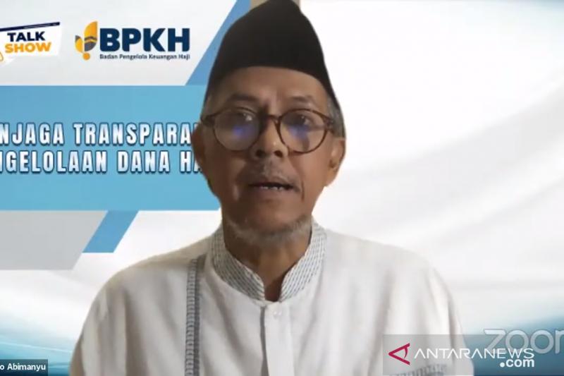 Tiga cara BPKH jalankan transparansi pengelolaan dana haji