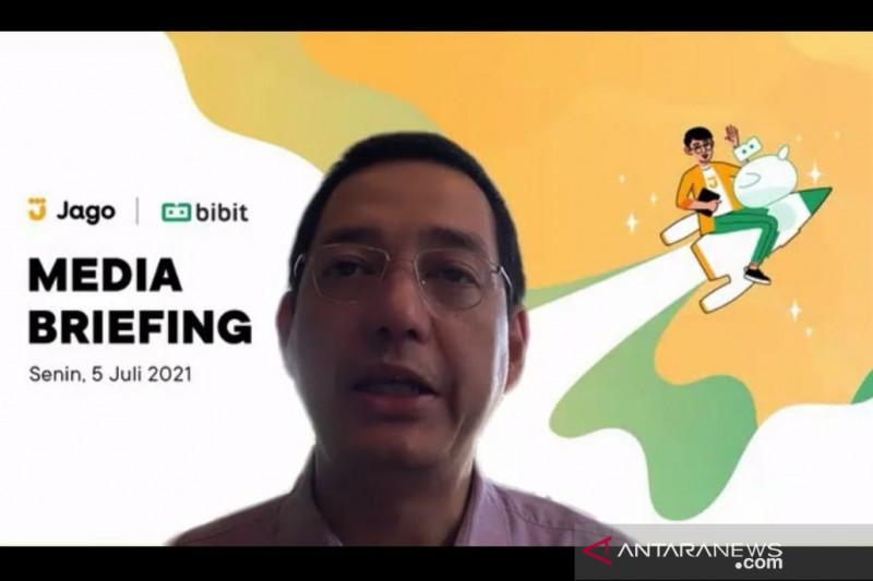 Bank Jago rangkul Bibit integrasikan layanan bank dan investasi
