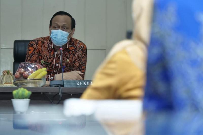 Sekda Kota Madiun positif COVID-19, pejabat terinfeksi bertambah