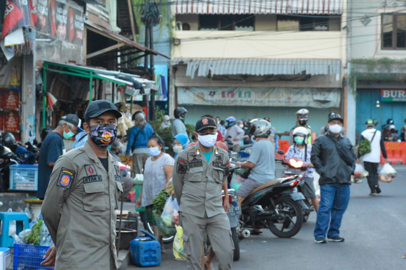NasDem kecam aksi Satpol PP nyaris bubarkan vaksinasi di Sorong