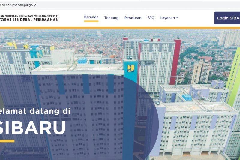 Kementerian PUPR dorong Pemda usulkan program perumahan via Sibaru