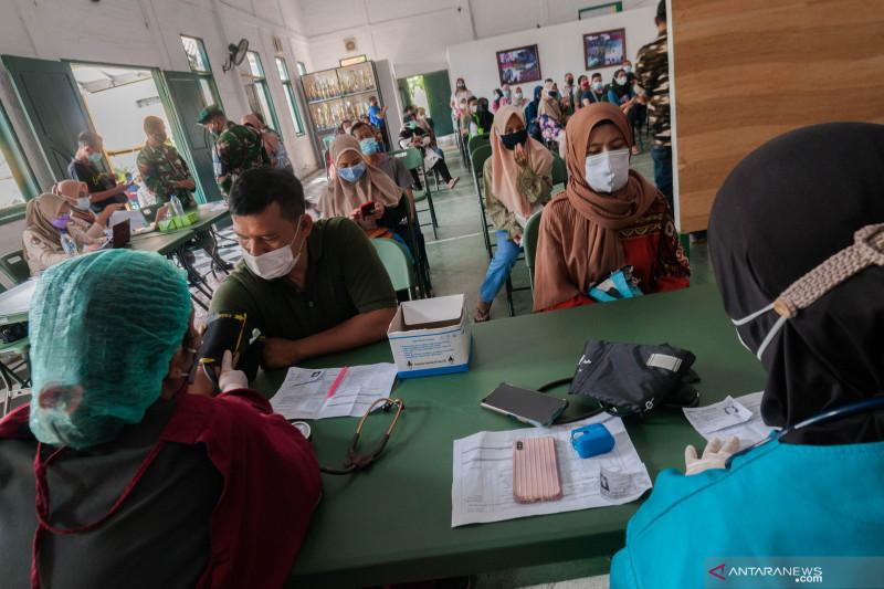 Pasien COVID-19 di Lebak bertambah 153 orang