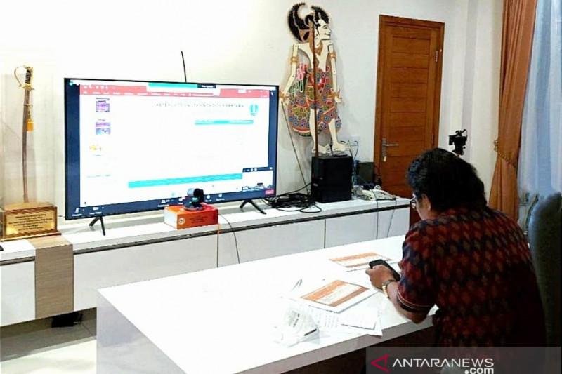 Menko Marves apresiasi penanganan pandemi COVID-19 di Badung