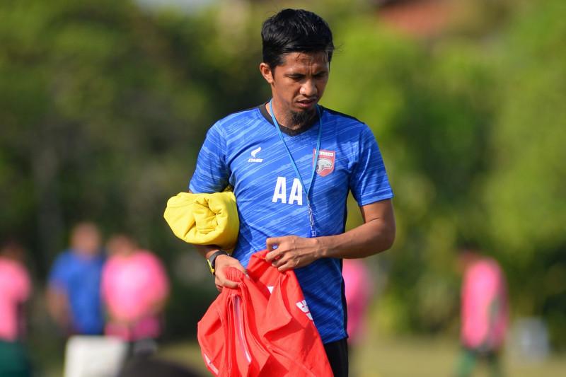 Kondisi tak menentu, Borneo FC sulit atur program latihan