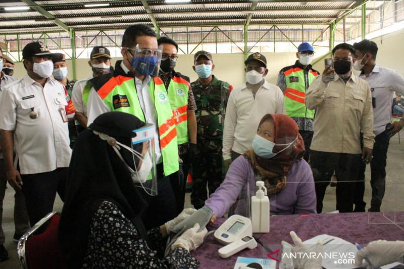Wagub DKI apresiasi vaksinasi BUMD JIEP Pulogadung