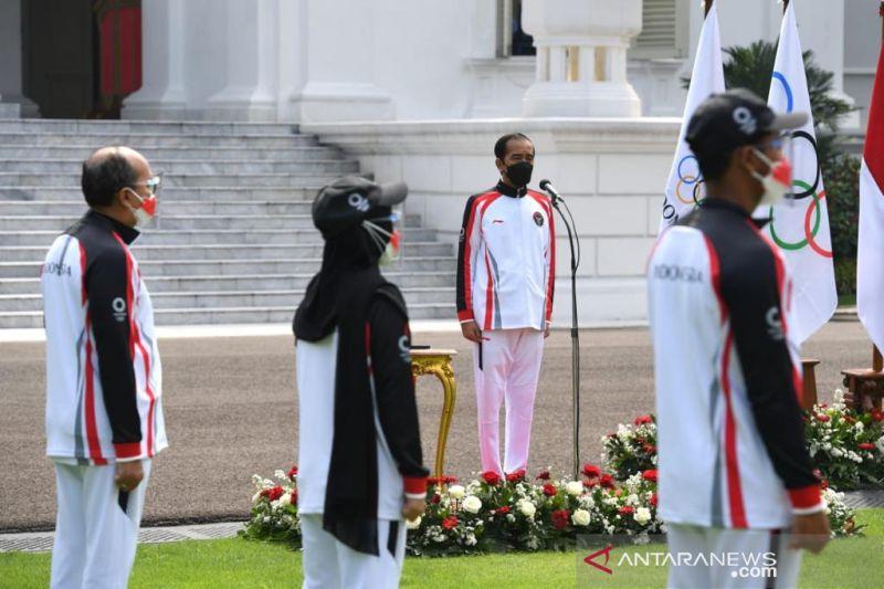 Target Indonesia di Olimpiade Tokyo bukan lagi medali, tapi peringkat