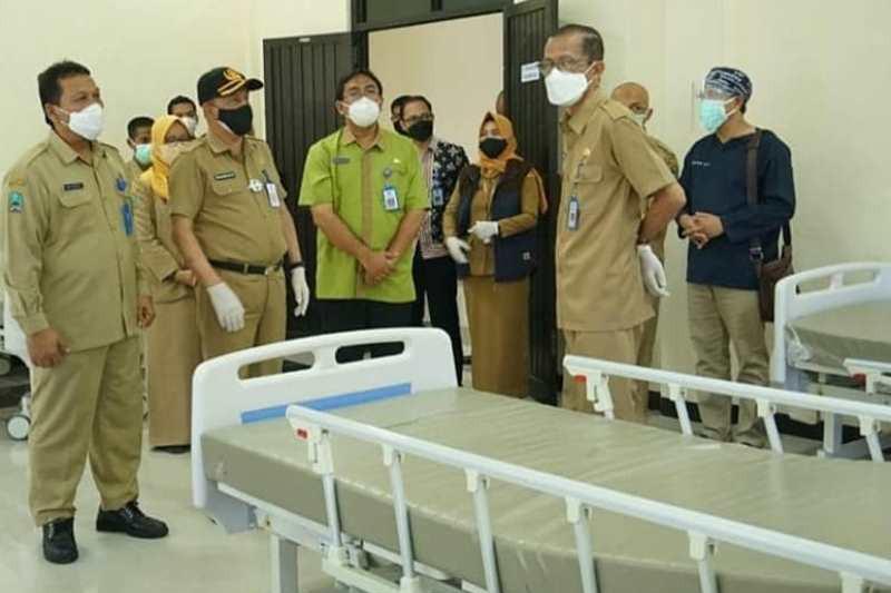 Pemkab Magetan sediakan rumah sakit darurat untuk pasien COVID-19