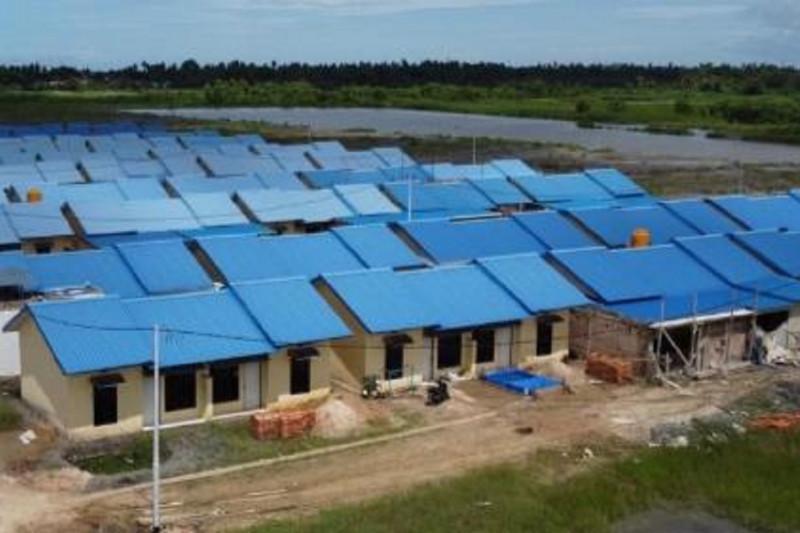 PUPR salurkan Rp2,8 miliar bantuan PSU rumah subsidi di Aceh 2021