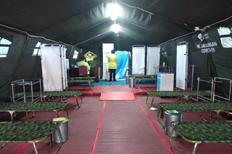 Dompet Dhuafa dan RSUD Kebayoran Lama luncurkan RS Lapangan COVID-19