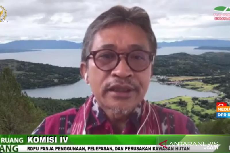 AMAN harapkan DPR RI bantu dorong percepatan penetapan hutan adat