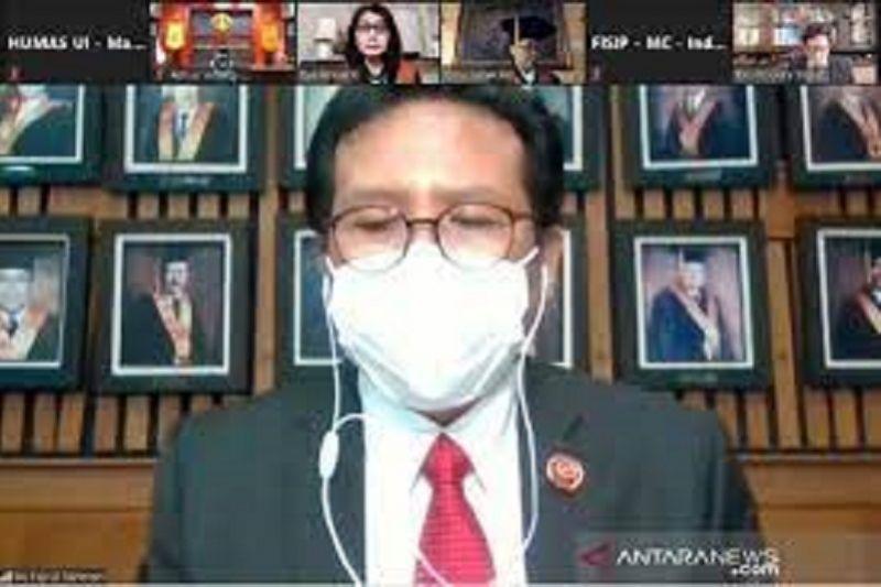 Fadjroel: Presiden hormati putusan MK dan MA soal TWK pegawai KPK
