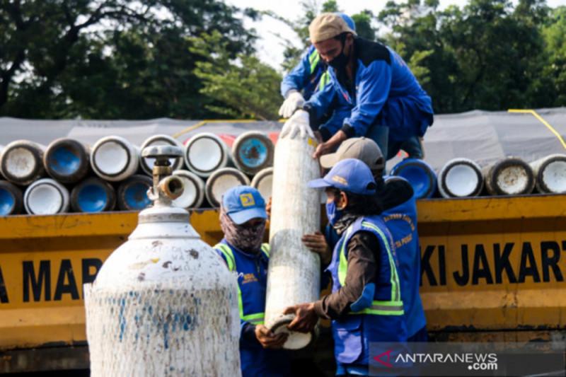 Luhut: Pesanan oksigen konsentrator dari Singapura tiba Jumat ini