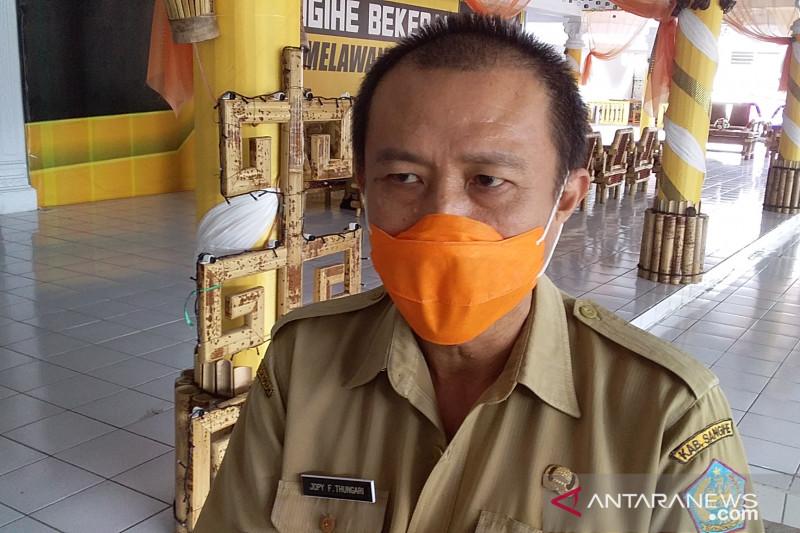 Bertambah 19, positif COVID-19 di Sangihe-Sulut naik 433 kasus