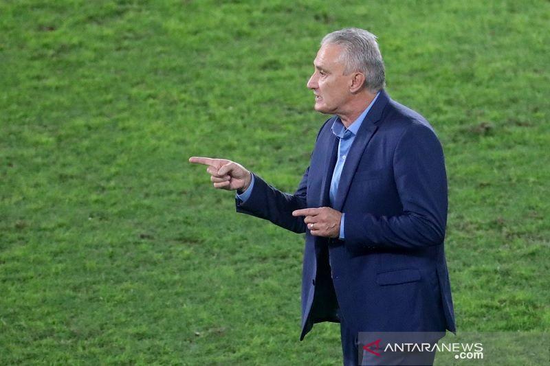 Pelatih Brazil bilang paceklik gelar Argentina tak pengaruhi final