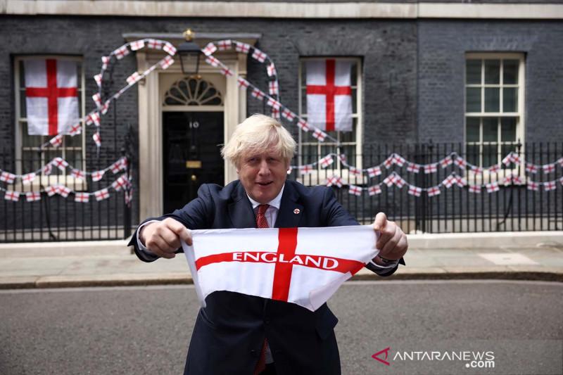 PM Johnson tetapkan rencana untuk 'meningkatkan' Inggris